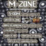M-zone & MC EZY @ RELEASE (Recorded Live@ LateLounge,Rhyl)