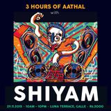 A For AATHAL 3hr Live Set