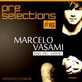 Marcelo Vasami - PRE Selections #15 (30-05-2012)