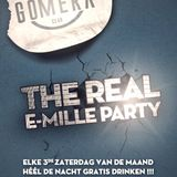 dj's Jannick vs Bruno Delporte @ Club La Gomera - The Real E-mille Party 15-06-2013