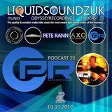 Pete Rann - The Liquidsoundzuk Podcast #23