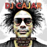DJ CAJAR Inaugural Connecticut House Music Festival Opening Set 5.28.17