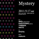 DJ sho / 2011-9-17 Mystery @club four  3:30am~4:30am