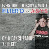 Filter'd | Hosted by A*S*Y*S | February 2016 | Guestmix by Dominik Schwarz