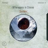 ○ therapy: session #1 - 'Sininen' by Afternoons in Stereo