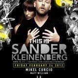 Sander Kleinenberg - Live @ Maison Mercer Toronto (Canada) 2012.02.24.