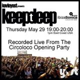 Kevin Yost  - Live At Circoloco Opening Party, DC10 (Ibiza) - 26-May-2014