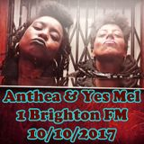 Black History Month Special - 1 Brighton FM - 10/10/2017