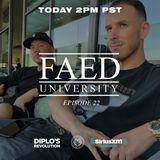 FAED University Episode 22 - 9.12.18