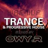 Warmup Prog House & Trance mix OwyR April2019