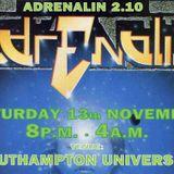 Vinylgroover - Adrenalin, 13th November 1995