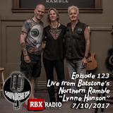 "Soundcheck Eps 123 LIVE from Batstone's Northern Ramble ""Lynne Hanson"" 7/10/2017"
