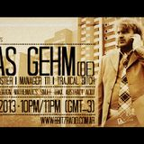 Andreas Gehm aka Elec Pt.1 (Special Guest) @ Superlicious 017, at 8Bitz Radio | August 27th, 2013