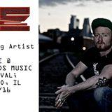 07/01/16 - BASSFIELDS MUSIC FESTIVAL HEADLINE SET(home pre-record version) - CHICAGO, IL