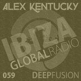 059.DEEPFUSION @ IBIZAGLOBALRADIO (Alex Kentucky) 01/11/16