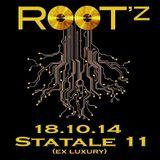 HCM - Live @ ROOT'Z (18.10.14)