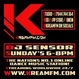 DJ Sensor - KreamFM.Com 20 OCT 2019