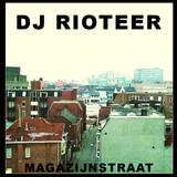 DJ Rioteer - Magazijnstraat