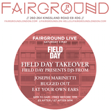 FAIRGROUND X FIELD DAY MIX