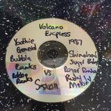 VOLCANO EXPRESS VS SAXON SOUND 1987