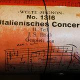 Vladimir Horowitz sp J S Bach: Preludium och fuga D-dur BWV 532 i arr av Busoni
