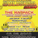 Jan Sirup with Mighty P // Back to the Oldskool // 18.06.2010