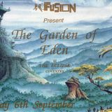 Eclipse Friday 6/9/91 Fusion The Garden of Eden, Richie Malone & DJ Face, Hardcore General