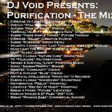DJ Void Presents: Purificaton - The Mix