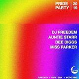 Half Moon Pride Party - 6.26.2019