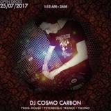 Cosmo Carbon @ Open Decks 25/07/2017