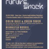 Future Shock, Corsica Studios, Promo Mix March 2008