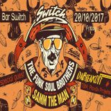 The Funk Soul Brothers - DaBreakOff Live Set @ Bar Switch (2017)