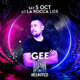 Gee live at Illusion reunion 100% pure vinyl set (La Rocca Backstage 05-10-2019)