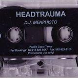 Menphisto vs Deadnoise - Head Trauma  Menphisto Side (2000)