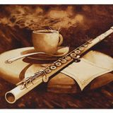 Café Crème Radio Show #010 : La flûte à café