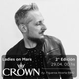 Live @ Club Crown // Bs.As., Argentina // 29.04.2018