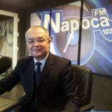 Emil Boc la Clujul in Direct de la Napoca FM- 22.12.2016