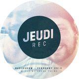 Adana Twins - JEUDI Records Radioshow [02.13]
