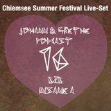 Johann & Grethe b2b Insane A - Chiemsee Summer Festival Liveset