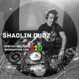 SHAOLIN DUBZ - SPECIAL MIX FOR BADMANTIME.COM (#010)
