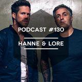 Mute/Control Podcast #130 - Hanne & Lore