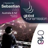 Global Transmission // Ep 016 || Resident: Sebastian Wild (Australia)