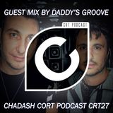 March 2015-Guest Mix By Daddy's Groove CRT27