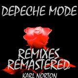 DEPECHE MODE REMIXES REMASTERED