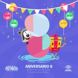 Mix Aniversario 8 DSR 2017 Dj Seco I.R