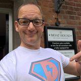 Lulu & Wormie Interview Kirk Pickstone from Radio Warwickshire 19th September 2017