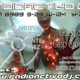 RADIOACTIVO DJ 13-2017 BY CARLOS VILLANUEVA