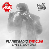 Planet Radio The Club nov 2015