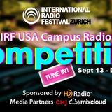 IRF Search for the Best US College Radio Music Show 8, pt. 1