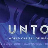 Pan-Pot - Live @ Untold Festival (Romania) - 02-AUG-2018